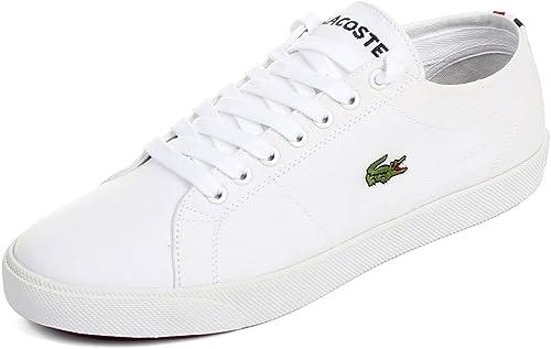 411692160c929f Lacoste Marcel FRS SPM 7-27SPM100621G Men s Fashion Sneakers Casual Shoes   Amazon.ca  Shoes   Handbags