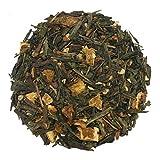The Tea Farm - Citrus Green Chai Fruit Tea - Loose Leaf Green Tea (16 Ounce Bag)