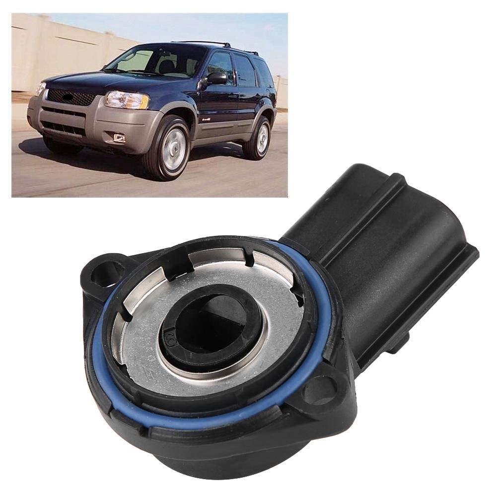 Cuque 988F-9B989BB Durable ABS Throttle Position Sensor for Ford ESCAPE FOCU-S RANGER ECOSPORT MONDEO TRIBUTE