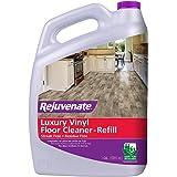 Rejuvenate High Performance Luxury Vinyl Tile Plank Floor Cleaner pH Neutral Formula Doesn't Leave Streaks or Dulling Residue