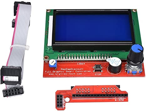 ARCELI Smart Card Controller 12864 LCD Smart Display con ...