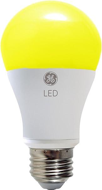 9.0 Watt 6 Bulbs 9W Light Bulbs GE Energy-Smart Soft White CFL Medium Base 40 Watt Equivalent