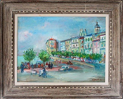 European City Scene