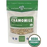 Organic Chamomile Tea Loose, Whole Flower