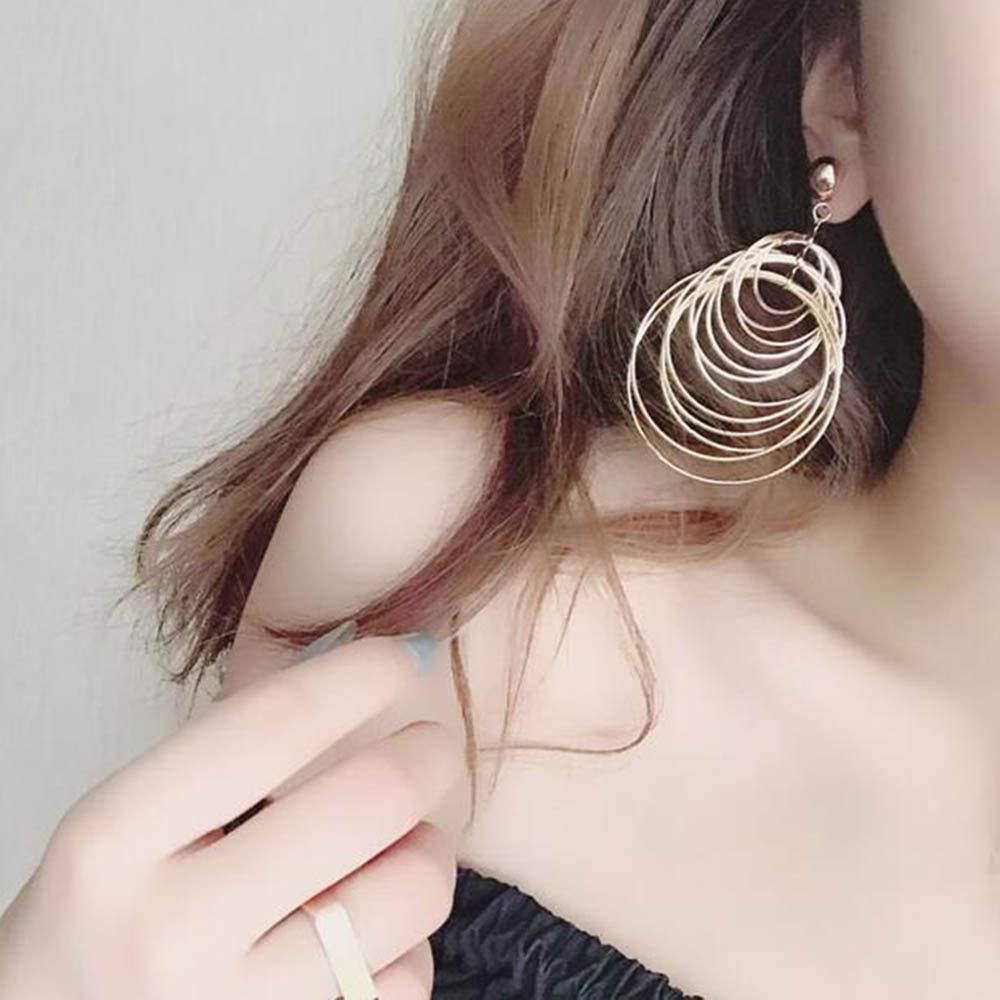 Toaimy Earings Mr Vintage Bohemian Boho Multicolor Charm Multi Design Dangle Earrings