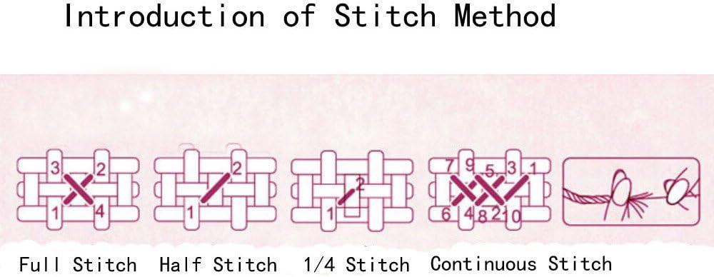 33cm Home Decor Docooler Needlecrafts Counted Cross Stitch Kit Faithful Dog 43