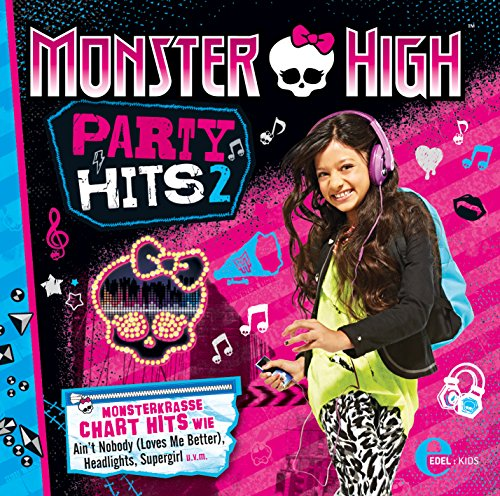 VA-Monster High Party Hits 2-CD-FLAC-2015-NBFLAC Download