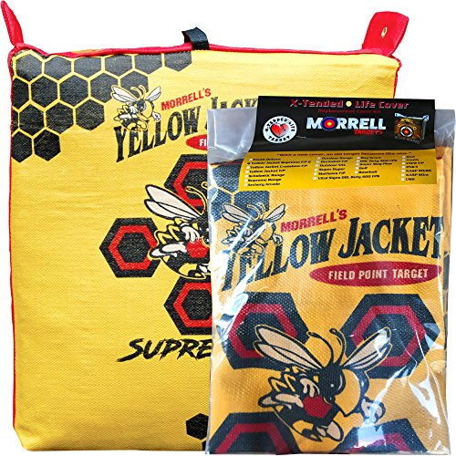Morrell Yellow Jacket Supreme 3 Field Point Archery Target Replacement Cover (Cover -