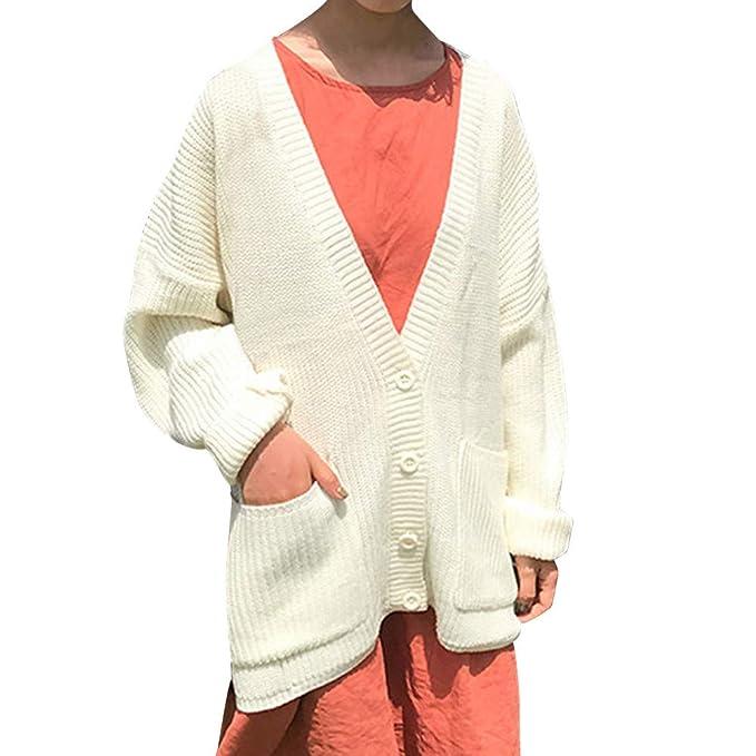 new style 1ea24 f6c82 Sweater Damen Strick Pullover Frauen Langarm Strickpullover ...