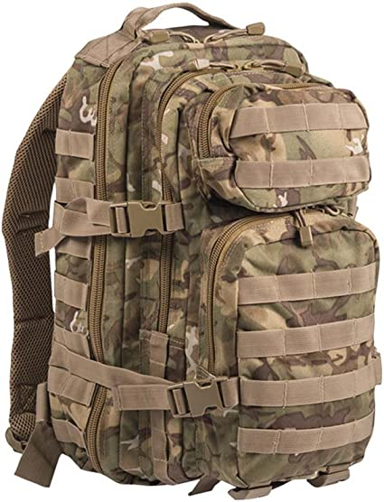 US Woodland Tactical Rucksack 45L
