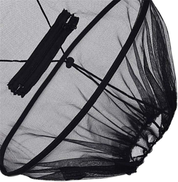 HXHON Moskitonetz M/ütze Camouflage Moskitonetz M/ütze Fliegenwanze Insekt Bienenhut mit Moskitonetz Kopf Gesicht Schutzhut