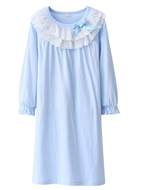 42fce2bffa Amazon.com  BOOPH Girls Nightgown