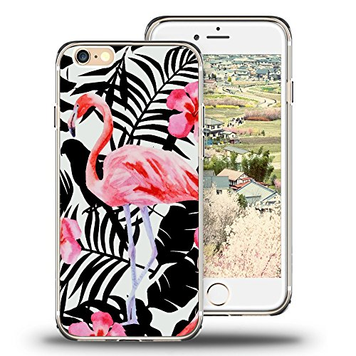 iPhone Viwell Pattern Protective flamingo product image