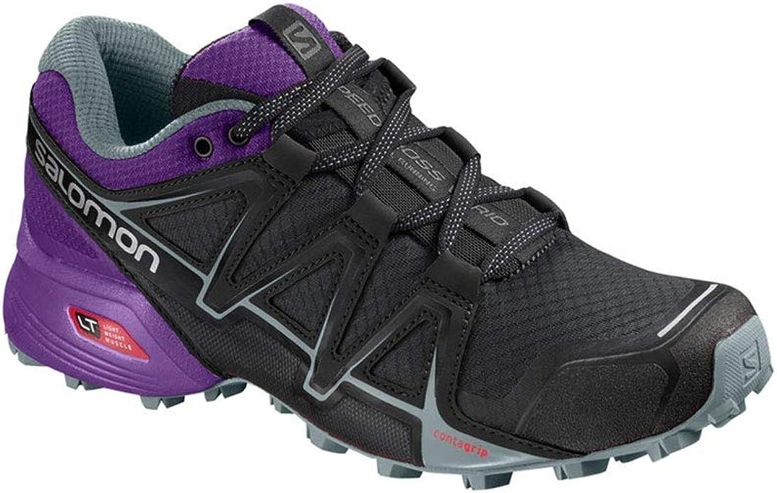 SALOMON Speedcross Vario 2, Zapatillas de Trail Running para Mujer: Amazon.es: Zapatos y complementos