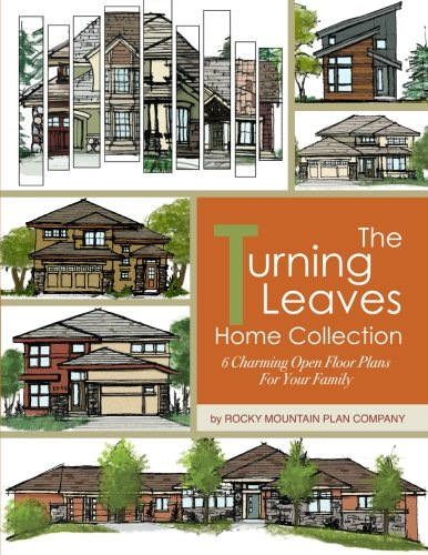 Two Story Plans House (The Turning Leaves Home Collection: 6 Charming Open Floor Plans for Your Family)