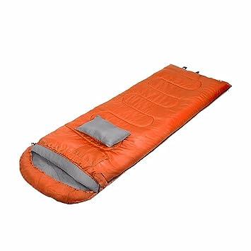 SUHAGN Saco de dormir Saco De Dormir Al Aire Libre En Verano Caliente Adulto Bolsa De