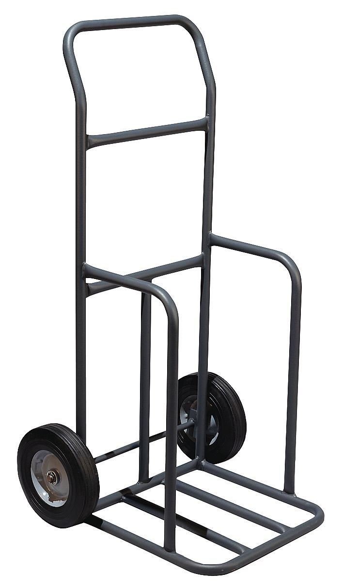 CORTINA Traffic Cone Cart, Black, 16 x 14 x 45 in (03-500-CCG)