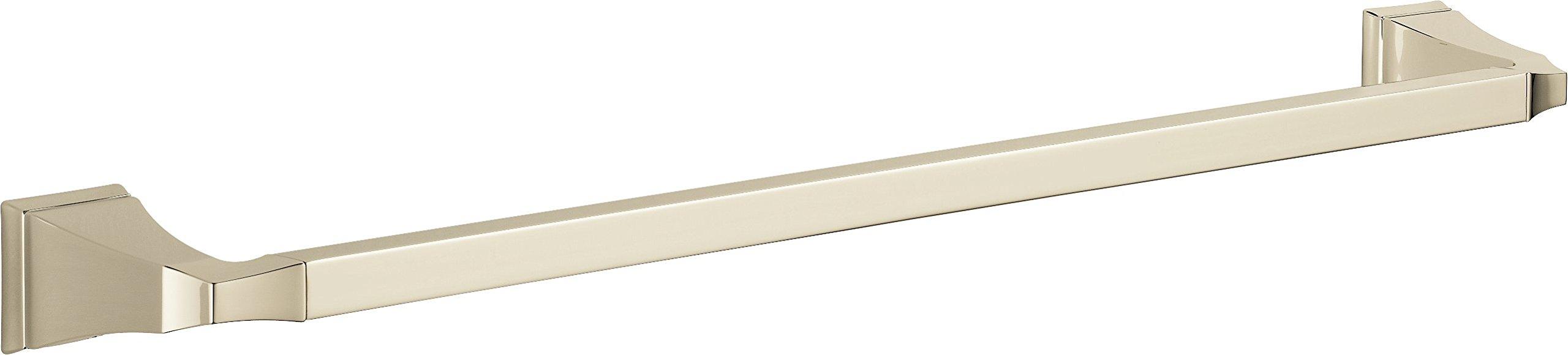 Delta Faucet 75124-PN Dryden Towel Bar, Polished Nickel