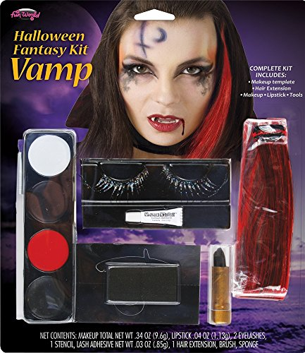 Halloween Fantasy Vampire Make Up Kit