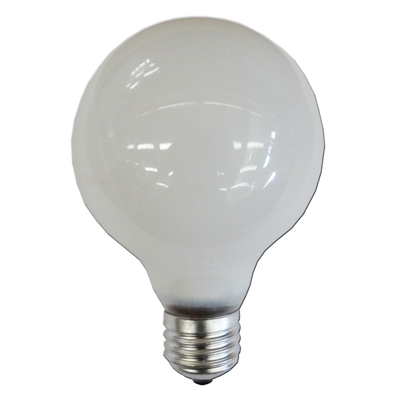 Laes 551464 globo opale E27, 100 W, bianco, 125 x 175 mm 100W 125x 175mm Lámparas Especiales S.L.
