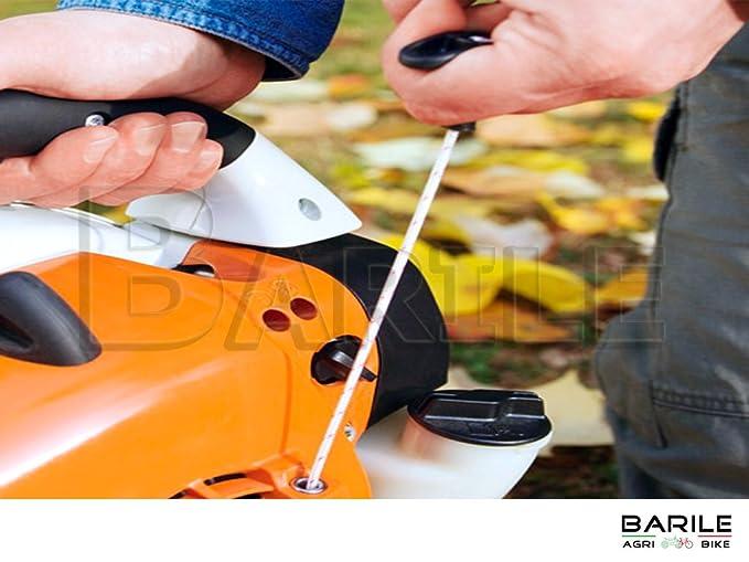 Soplador de hojas de estallido Stihl BG 56 profesional 27, 2 ...