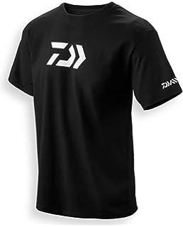 Daiwa 64052204 Vector Print Long Sleeve T-Shirt White X-Large