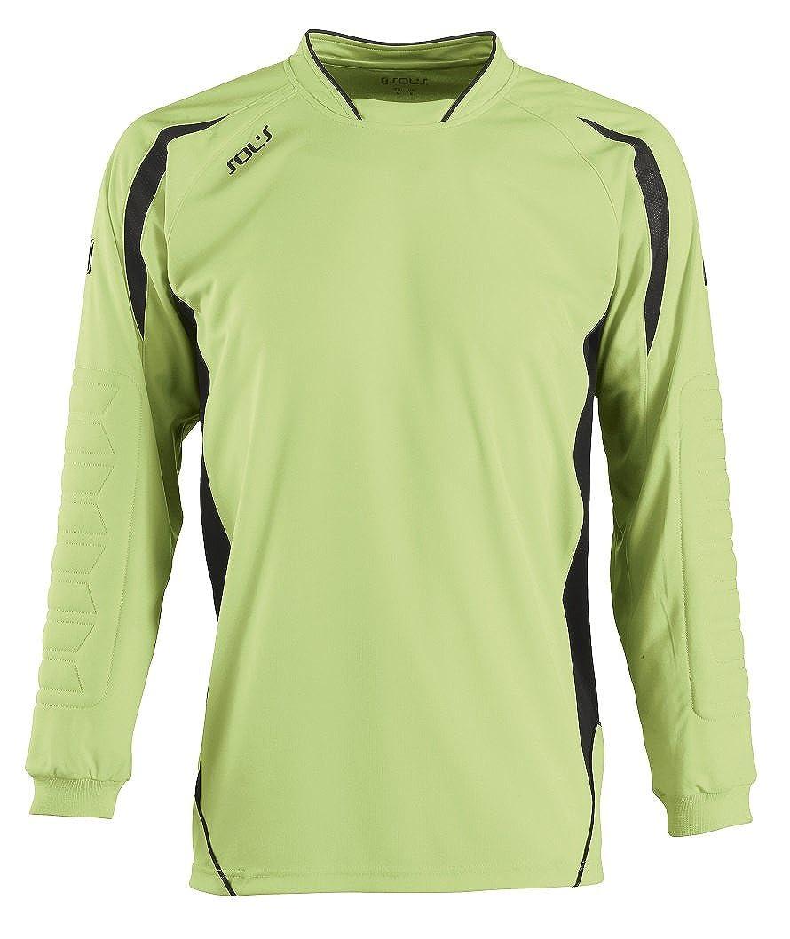 SOLS Boys Kids Azteca Goalkeeper Shirt