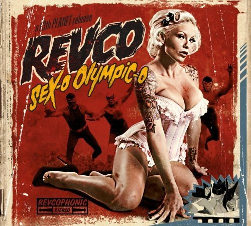 Sex-O Olympic-O by 13TH PLANET RECORDS
