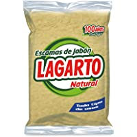 Lagarto Escamas de Jabón Natural - Paquete de 12 x 250 gr - Total: 3000 gr