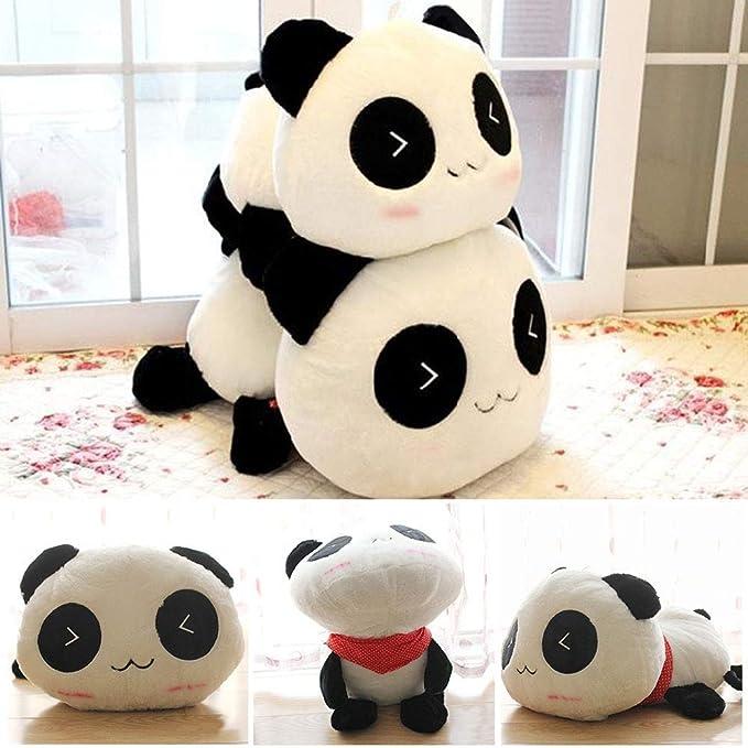 Amazon.com: Tcplyn Kawaii - Peluche de oso panda gigante con ...