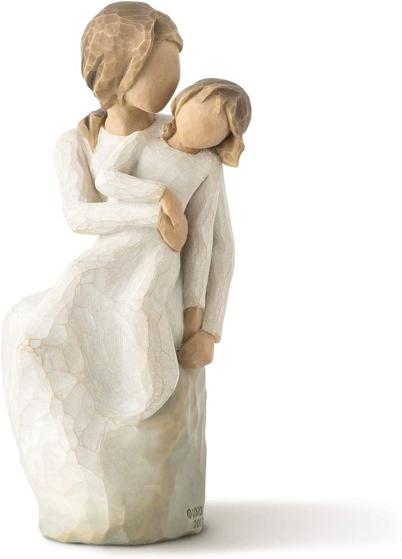 Willow Tree MotherDaughter, Sculpted Hand-Painted Figure