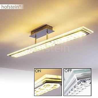 LED Deckenlampe In Einem Schlichten Zeitlosen Design