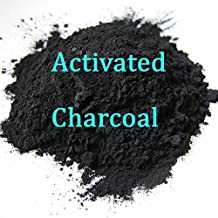 Activated Charcoal Powder 100% Pure & FINE Food Grade 15 grams Premium Raw Coconut Carbon Bulk - More Effective than Hardwood Activated Charcoal