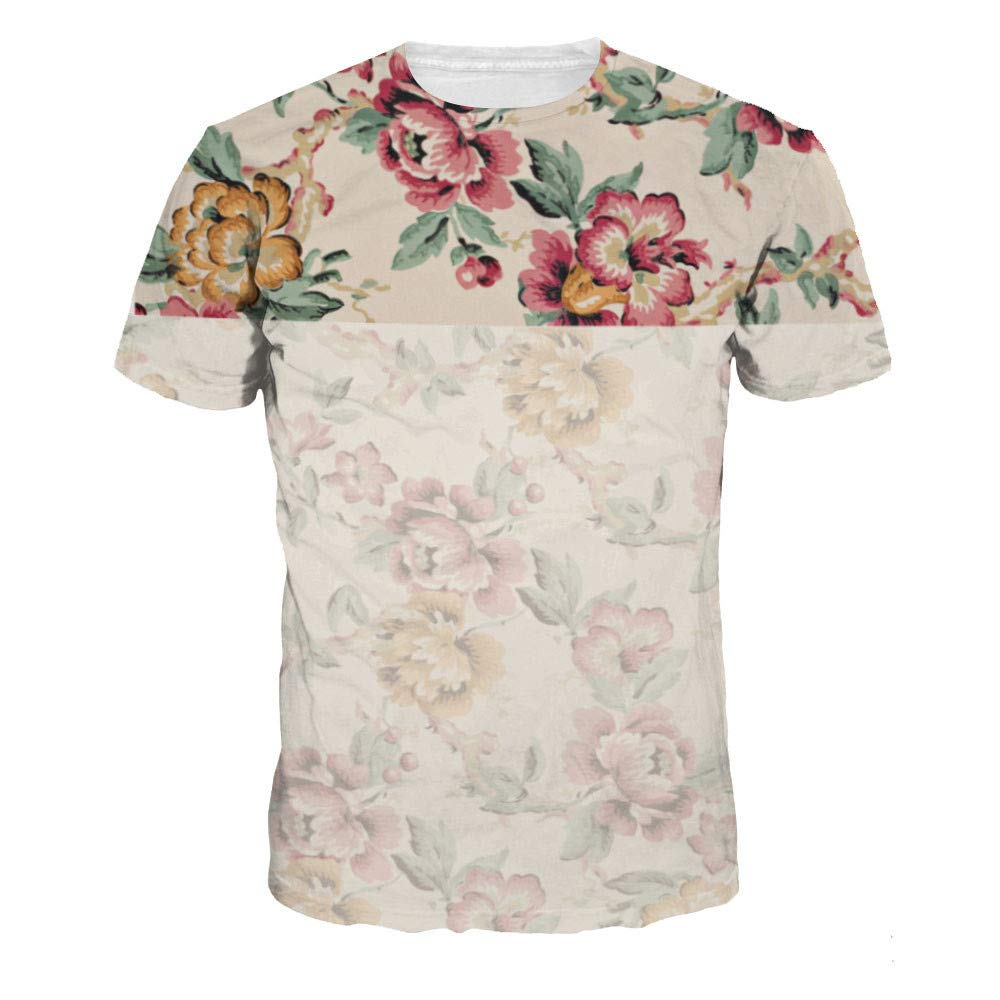 Oliviavan M/änner T-Shirt Slim Fit Casual Tops Sommer Kurzarm T-Shirt Falten Rundhals Bluse Sweatshirts Sportbekleidung Einfarbige Bodybuilding Sport Fitness Tops Blouses