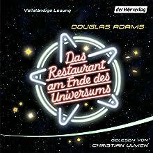 Das Restaurant am Ende des Universums Hörbuch von Douglas Adams Gesprochen von: Christian Ulmen
