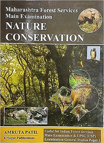 Buy K'Sagar Maharashtra Forest Services Main Exam - Nature