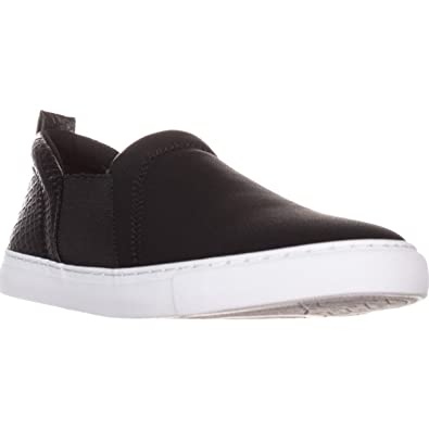 b0278dd86b822 Amazon.com | G by GUESS Over Women's Fashion Sneakers Black Size 6 M ...