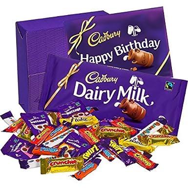 Happy Birthday Gift by Cadbury Gifts Direct: Amazon.co.uk: Grocery