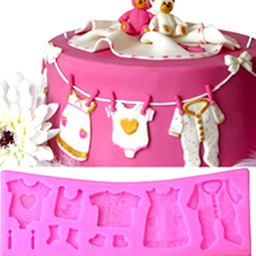 Cooking Set II silicone mold fondant cake decorating cupcakes food bakery FDA