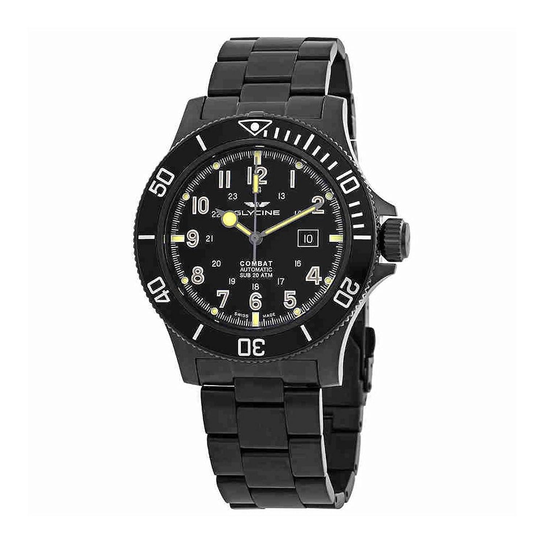 (グリシン) Glycine combat sub 48 GL0096 男性用 自動巻き 時計 [並行輸入品] B07C3KG3DD