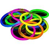 25 pack Glowhouse Premium Glow Stick Bracelets