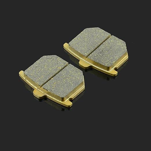 Fast Pro 67 X 49 2 X 11 Mm 1 Paar Bremsbeläge Vorne Für Honda Cx 500 Ca Cb Z A B 79 81 Gl 1000 K3 Kz Goldwing 78 79 Auto