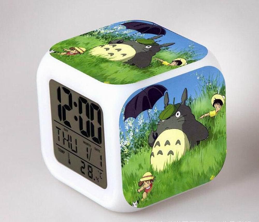 despertador totoro