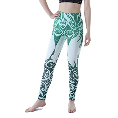 Amazon.com: Goddessvan 2019 High Waisted Leggings, Ankle ...