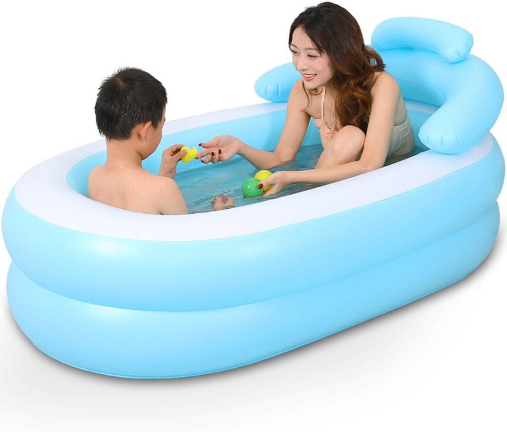 Bañeras con Jacuzzi Padre e Hijo Hinchable para Adultos Barril ...