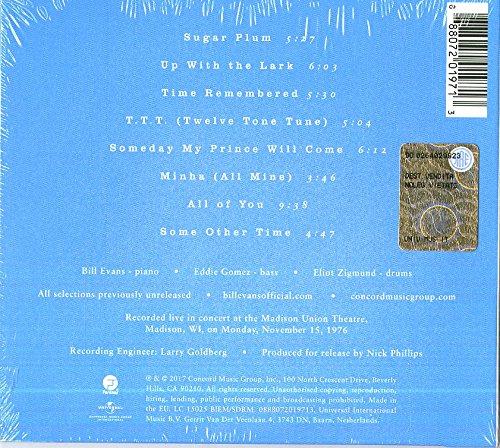 Bill Evans Trio On A Monday Evening Live Amazon Music