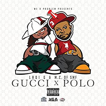 Gucci Polo (feat. M.C. of Self Made Family) [Explicit] de Ladi G ...