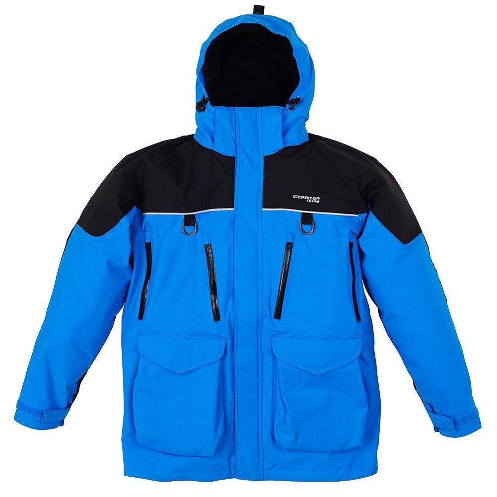 Ice ArmorエッジCold Weather Parka、カラーブルー/ブラック( 110277 – 10277-par ) B01LX8SO75   Small
