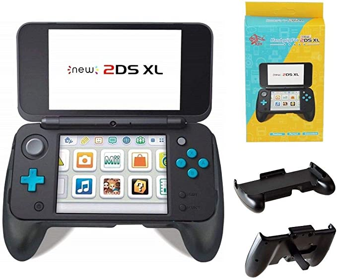 Third Party Hand Grip para New Nintendo 2DS XL: Amazon.es: Electrónica