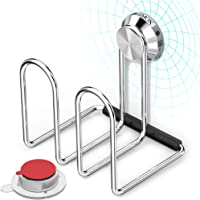SWEMOX Magnetic Sponge Holder, Instant Pop On & Pop Off Detachable, Full Stainless Steel, Unobstrusive Compact Mounted…